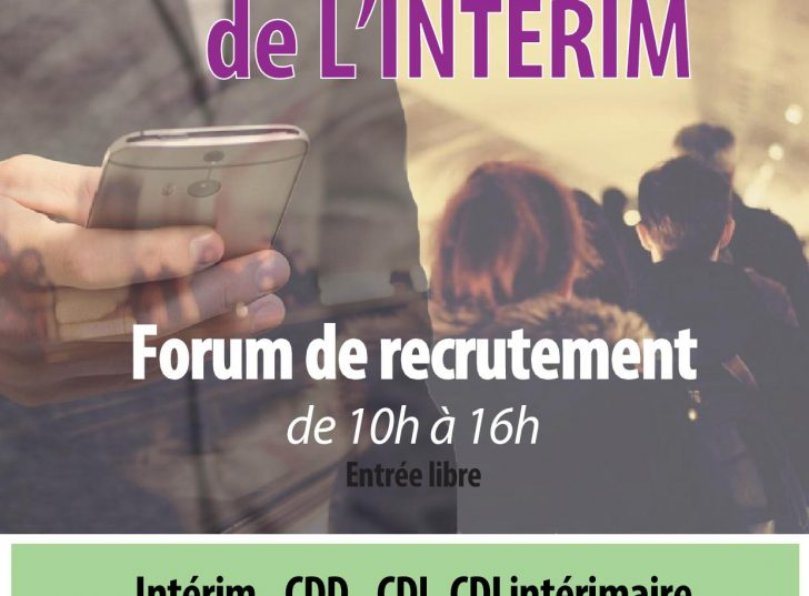 FORUM DE L'INTERIM